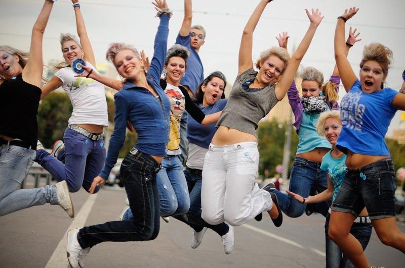 День молодёжи вТюмени «Город молодых» 2017