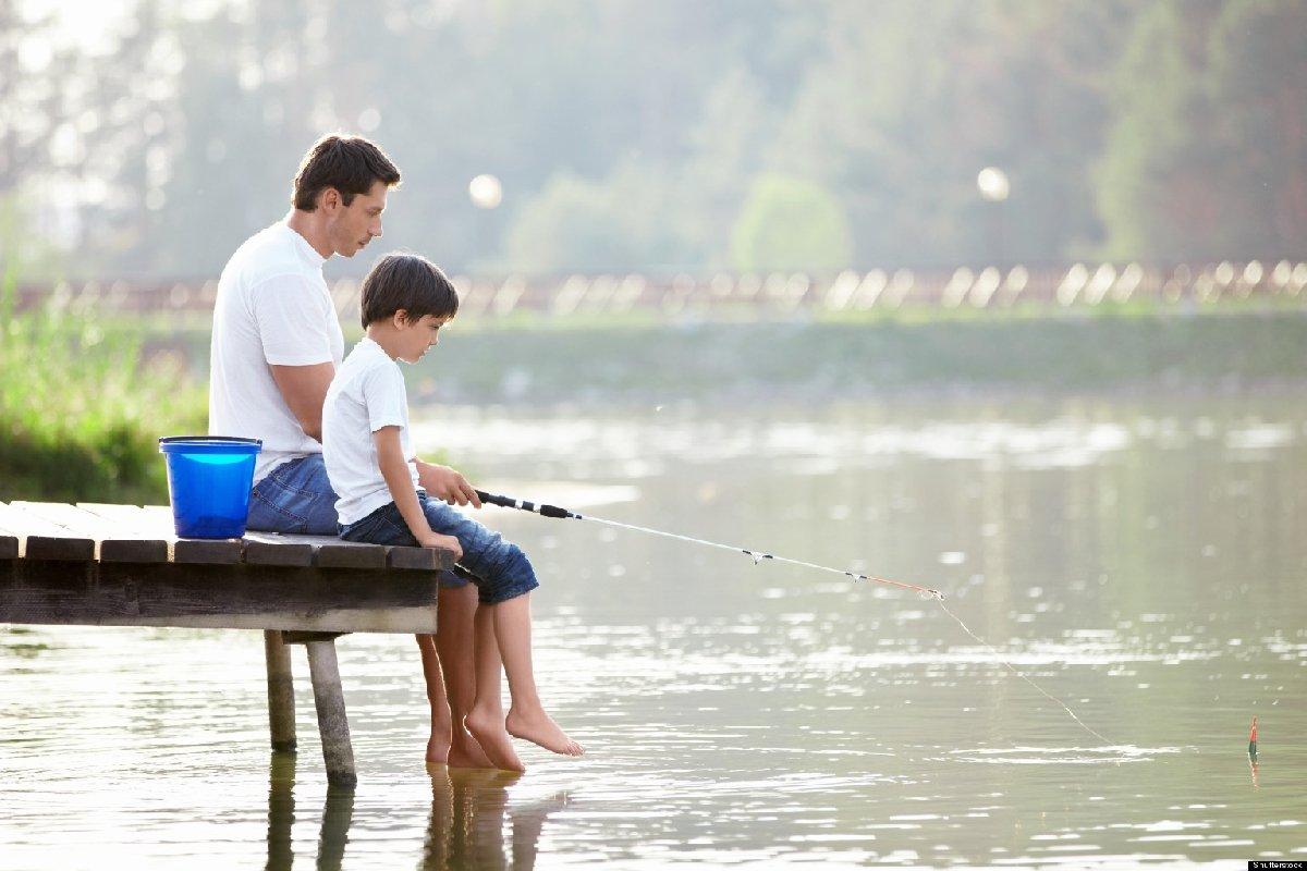 Фестиваль семейной рыбалки 2017