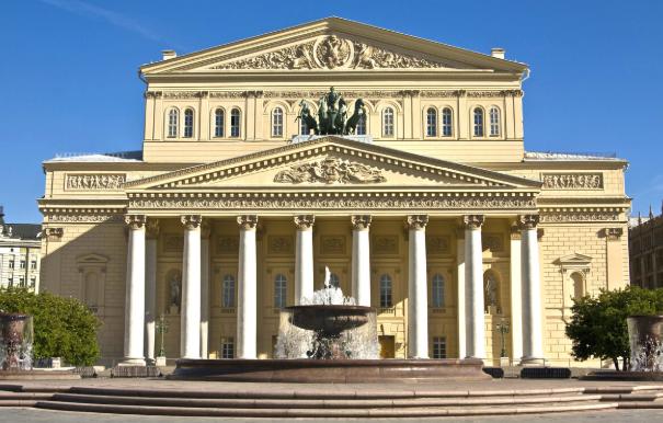 Большой театр России онлайн трансляции
