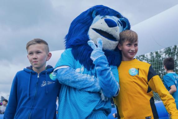 «Большой фестиваль футбола» вТюмени 2019