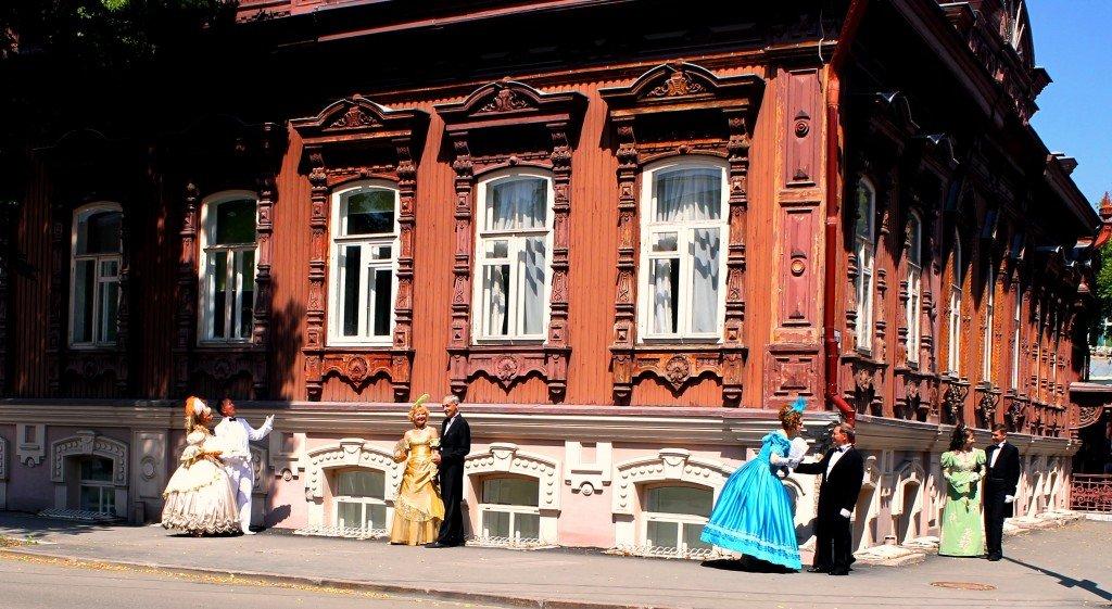 Дни исторического икультурного наследия вТюмени 2017