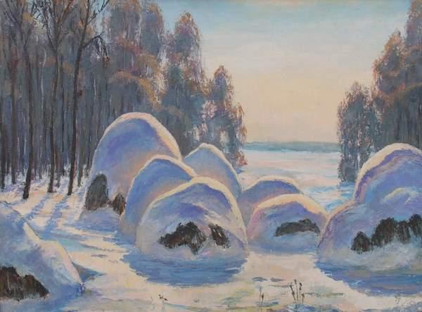 Выставка Яна Боме
