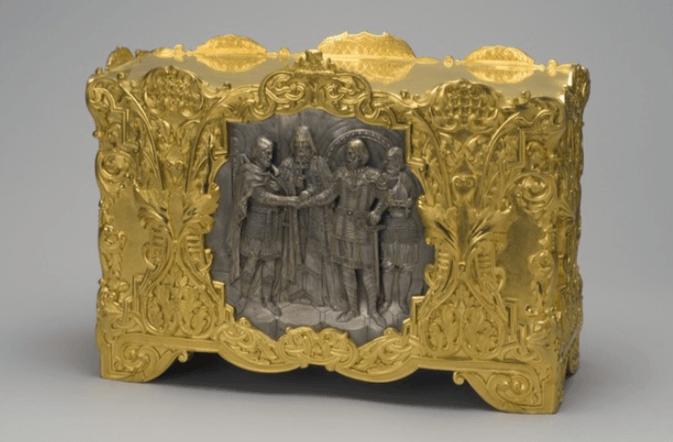 Выставка «Реликвии ишедевры. Изсобрания Государственного исторического музея»
