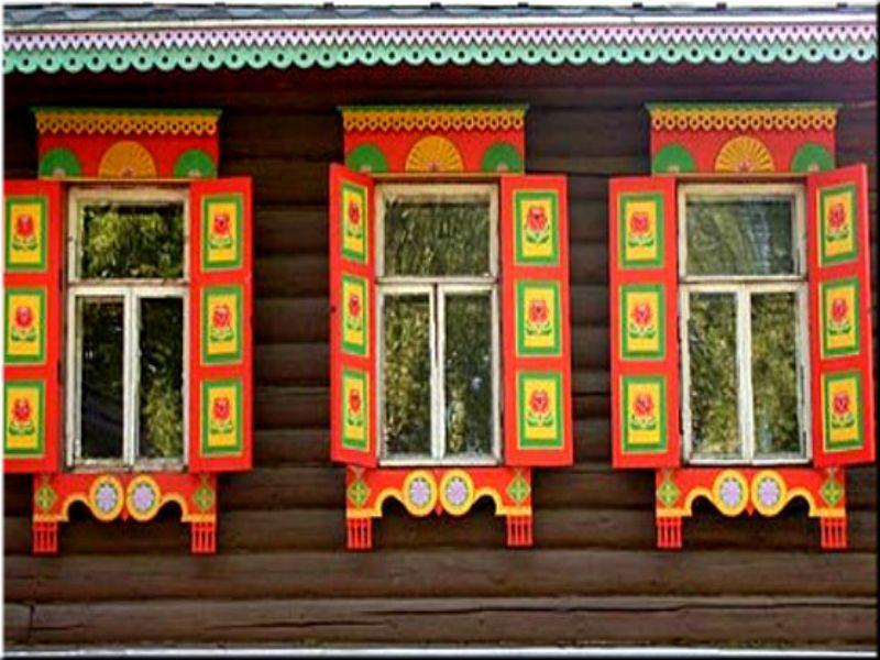 Выставка «Тюменская домовая роспись»