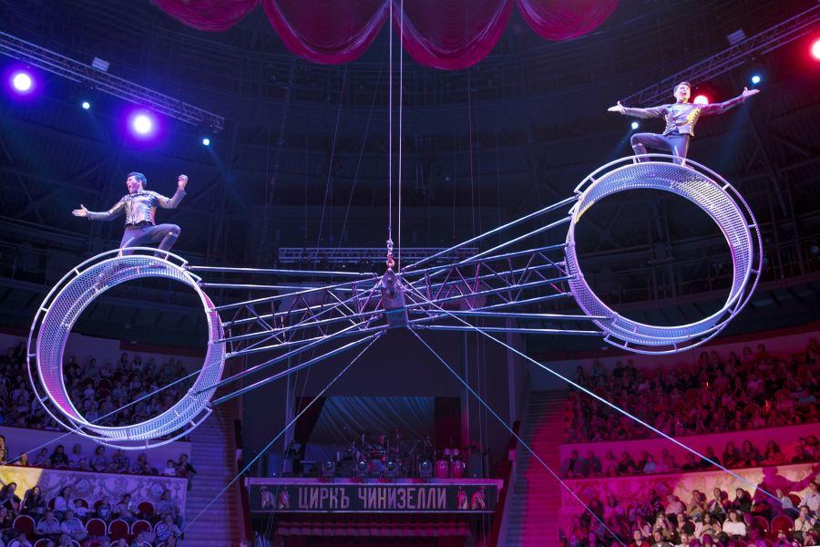 Цирковая программа «Наш добрый цирк»